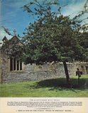 Glastonbury Abbey: The Isle of Avalon, back cover