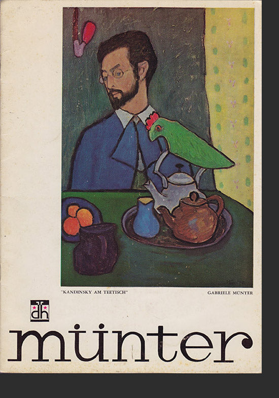 Artorama: Gabriele Munter, book cover