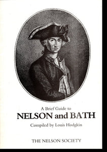 A Brief Guide to Nelson and Bath, book cover