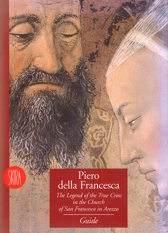 Piero della Francesca: The Legend of the True Cross in the Church of San Francesco in Arezzo, book cover