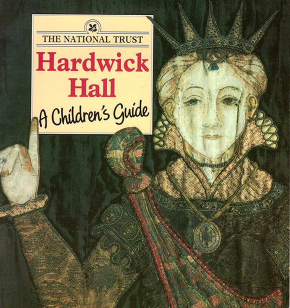 Hardwick Hall: A Children's Guide, book cover