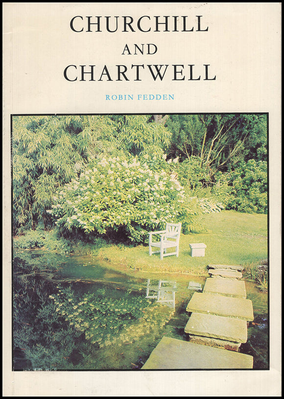 Churchill and Chartwell.