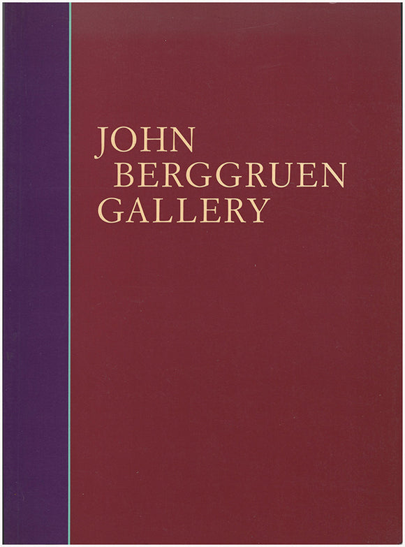 John Berggruen Gallery: Sculpture and Works in Relief: Inaugural Exhibition at the Monadnock Building October-December 1986.