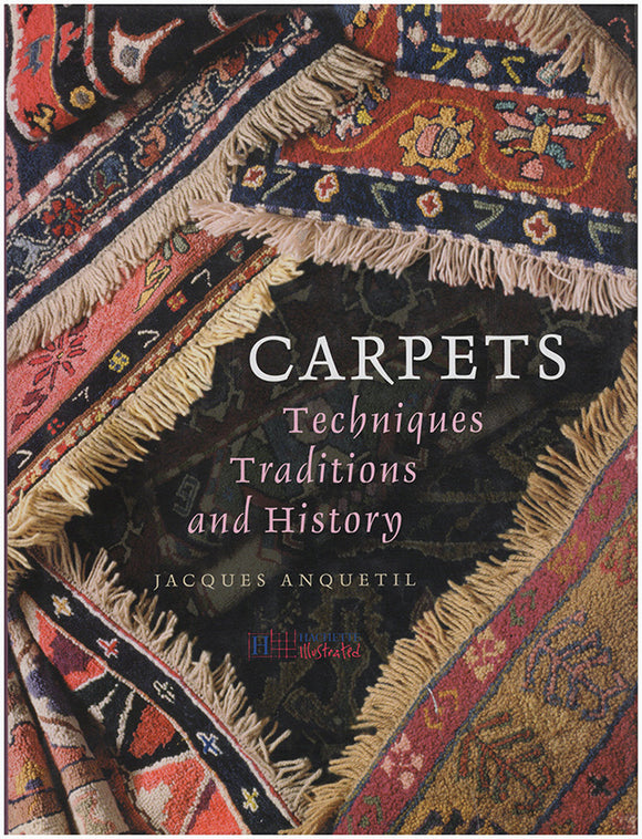 Book Cover: Carpets: Techniques, Traditions, and History