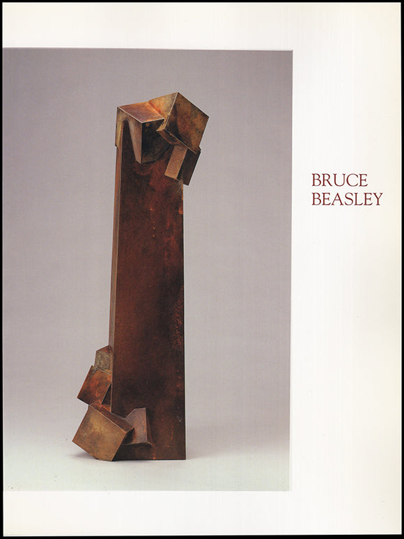 Bruce Beasley: An Exhibition of Bronze Sculpture