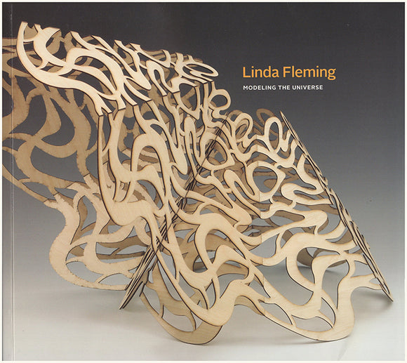 Linda Fleming: Modeling the Universe. Book Cover.