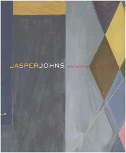 Jasper Johns: New Paintings and Works on Paper. Book Cover.