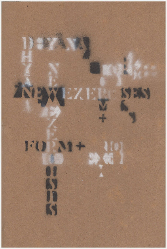 Book Cover: Franck Andre Jamme: Dhyana: Form+ (Three Related Exhibitions at Meridian Gallery, May 2008)