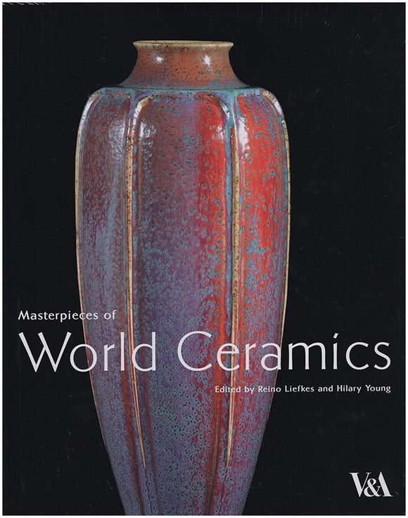 Book Cover. Masterpieces of World Ceramics In The Victoria and Albert Museum