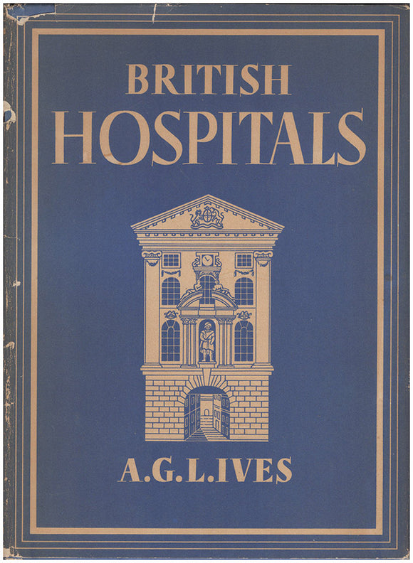 Book Cover. British Hospitals (Britain in Pictures).