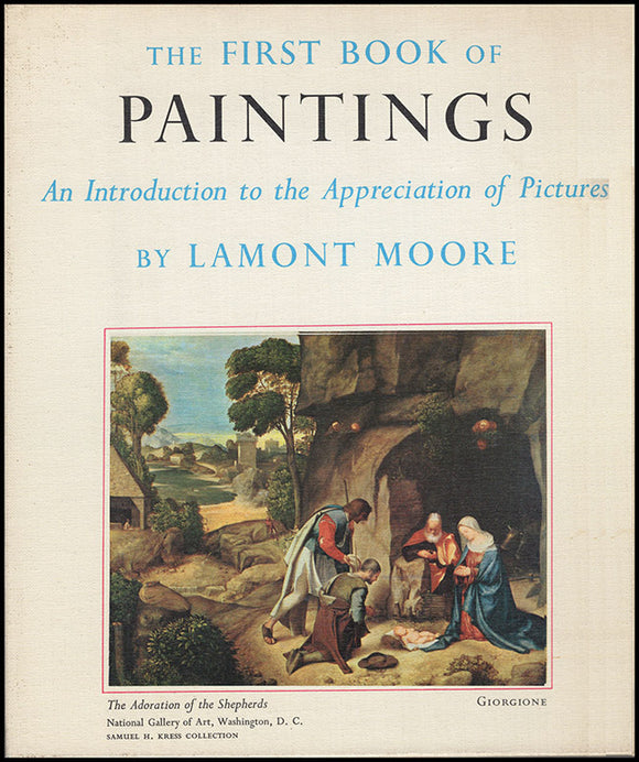 Book Cover: The First Book of Paintings.