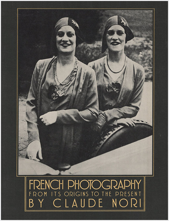 Book Cover. French Photography from Its Origins to the Present.