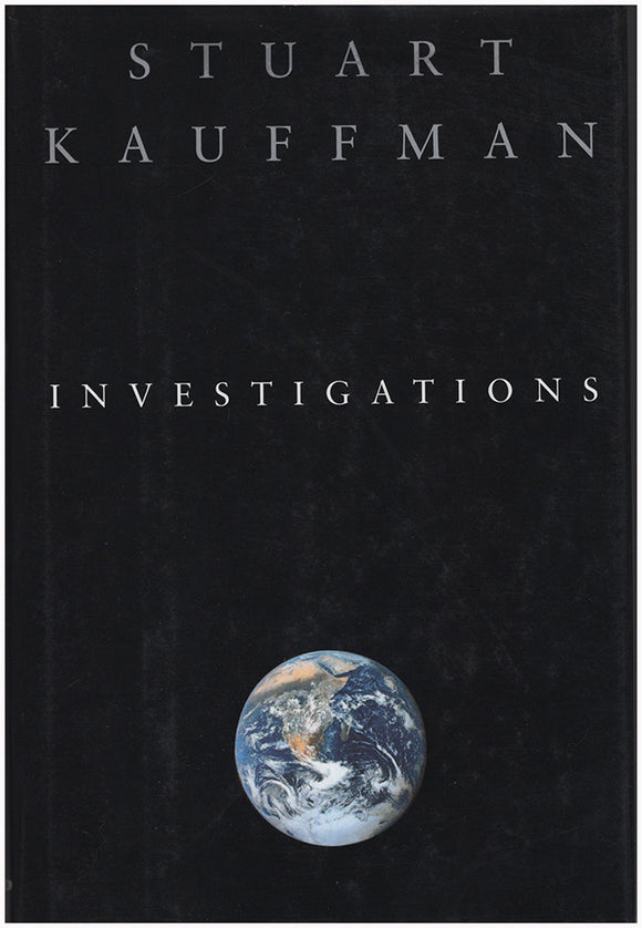 Book Cover: Investigations