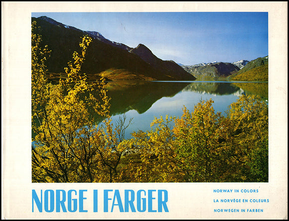 Norge I Farger (Norway in Colors, La Norvege en Coleurs, Norwegen in Farben)