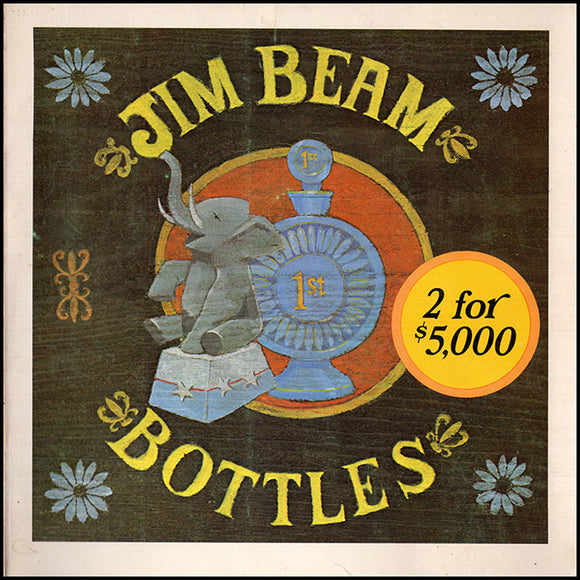 Jim Beam Bottles, 1971/72: Identification and Price Guide