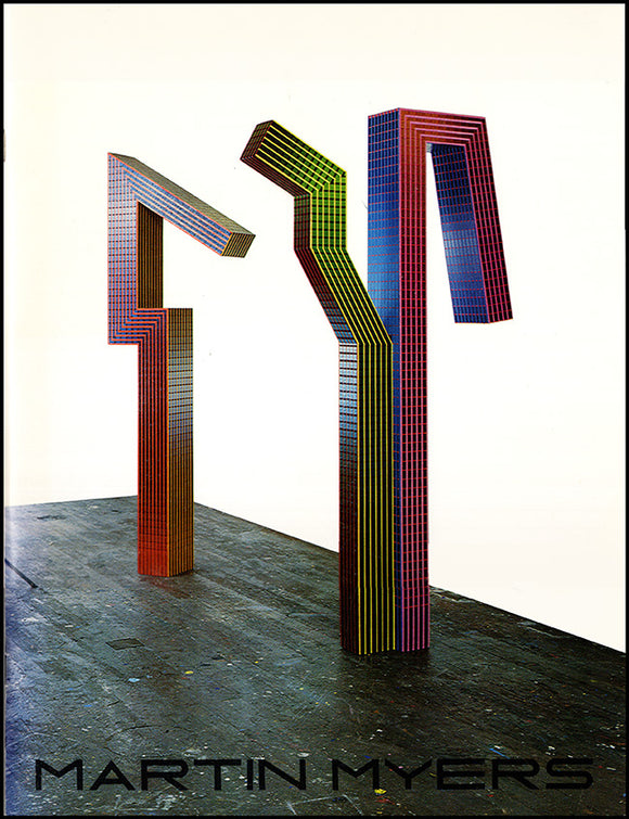 Martin Myers: Sculpture (May 5-June 13, 1981)