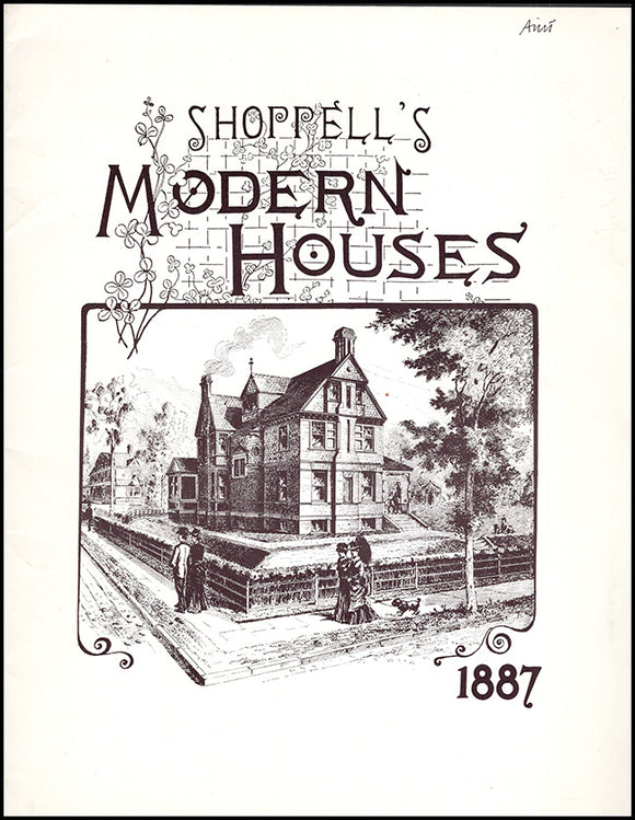 Shoppell's Modern Houses 1887