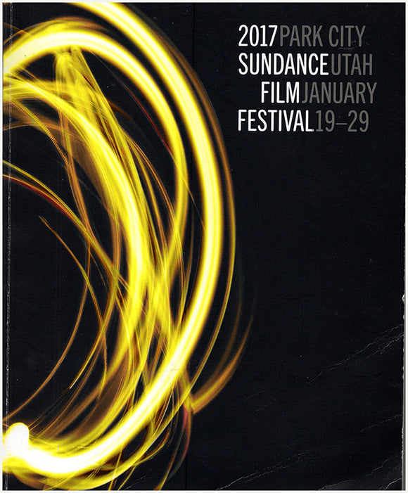 Full 2017 Sundance Film Festival Guide, book cover