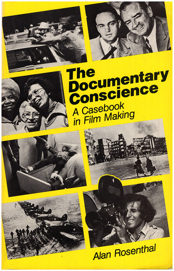 A Casebook in Film Making, book cover