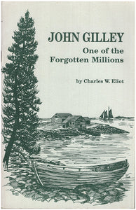 John Gilley: One of the Forgotten Millions, book cover