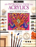 An Introduction to Acrylics, book cover