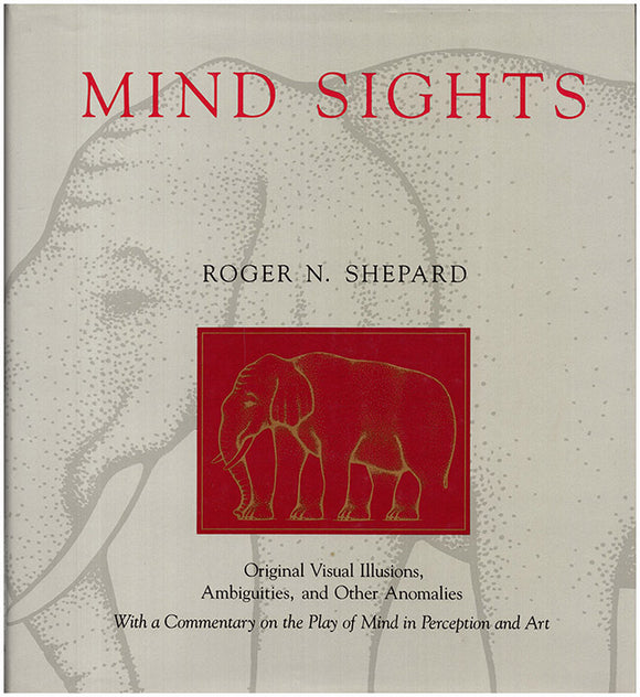 Mind Sights, book cover