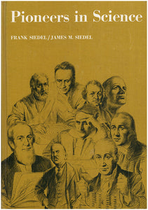 Pioneers in Science, book cover