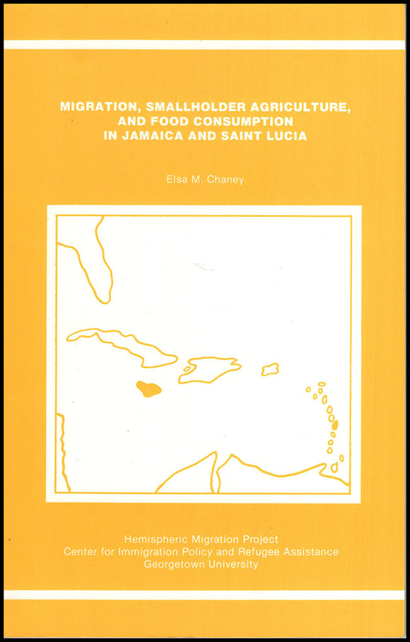 Migration, Smallholder Agriculture, and Food Consumption in Jamaica and Saint Lucia, cover