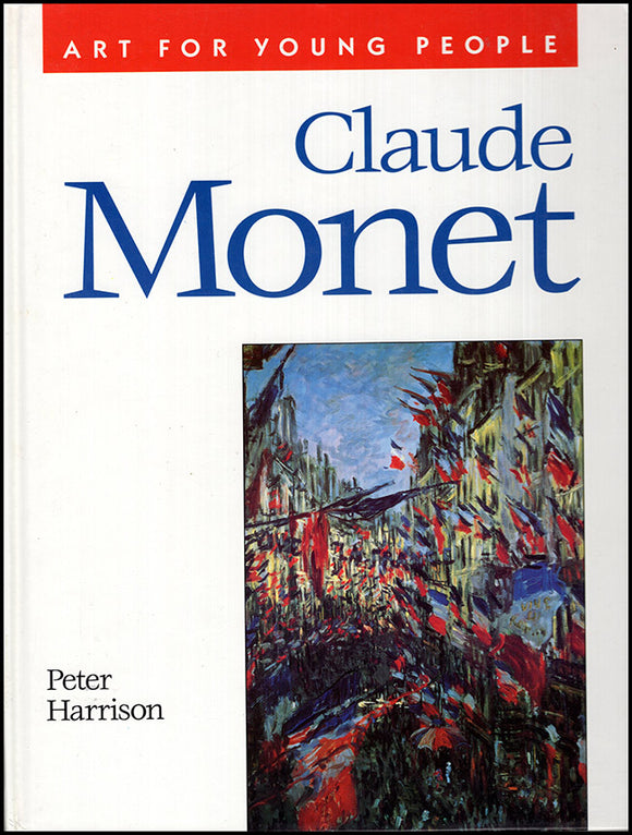 Claude Monet (Art for Young People), book cover