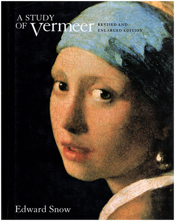 A Study of Vermeer (Revised and Enlarged Edition), book cover