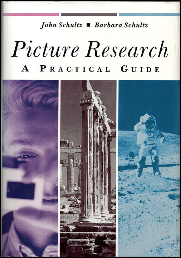 Picture Research: A Practical Guide. book cover