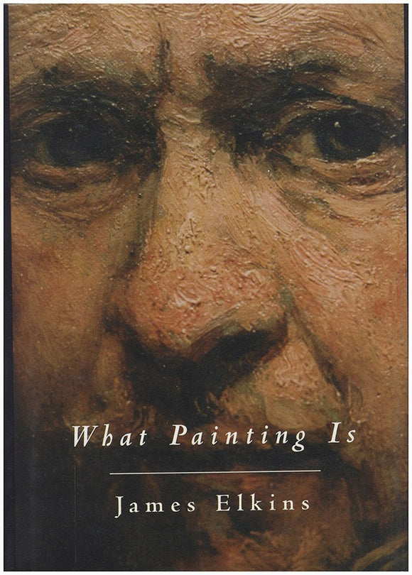 What Painting Is, book cover