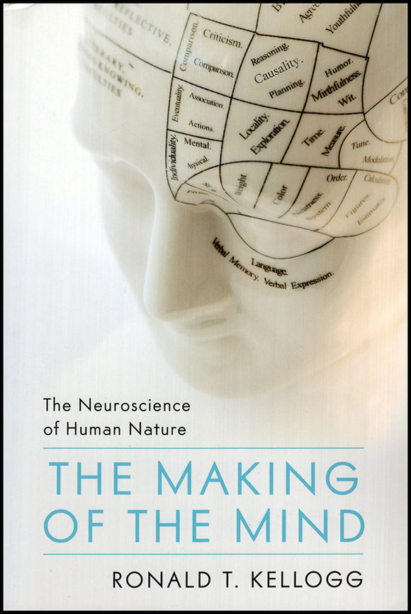 The Making of the Mind: The Neuroscience of Human Nature, book cover