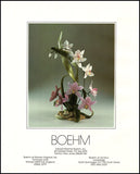 Boehm: A Unique Collection of Porcelain Bronze, Gold, and Silver, back cover