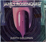 James Rosenquist. Book cover