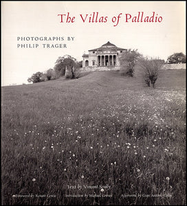 The Villas of Palladio: Photographers by Philip Trager. Book Cover
