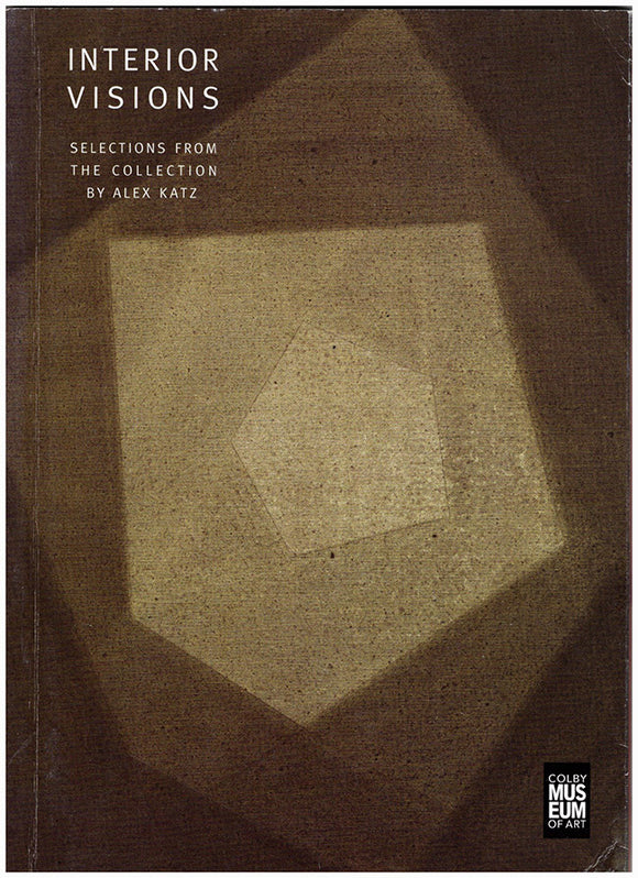 Interior Visions: Selections from the Collection, book cover