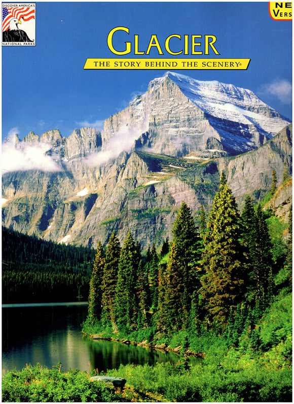 Glacier: The Story Behind the Scenery. Book Cover