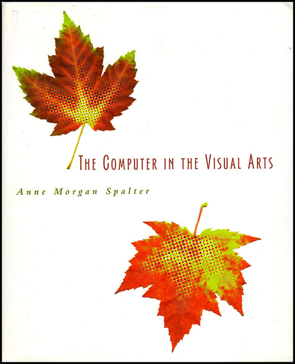 The Computer in the Visual Arts, book cover