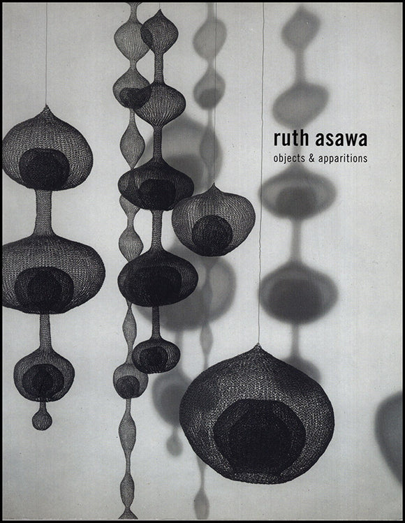 Ruth Asawa: Objects and Apparitions, book cover