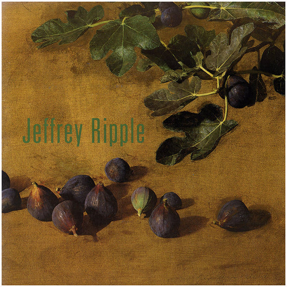 Jeffrey Ripple: Recent Paintings June1-July 1, 2000, Book Cover