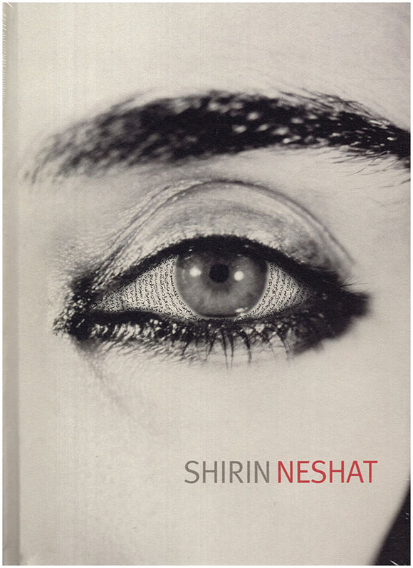 Shirin Neshat. (Detroit Institute of Arts, 2013). Book Cover.