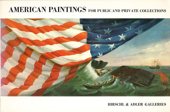 Book Cover. American Paintings for Public and Private Collections