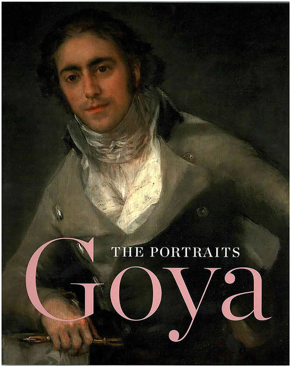 Book Cover. The World of Goya