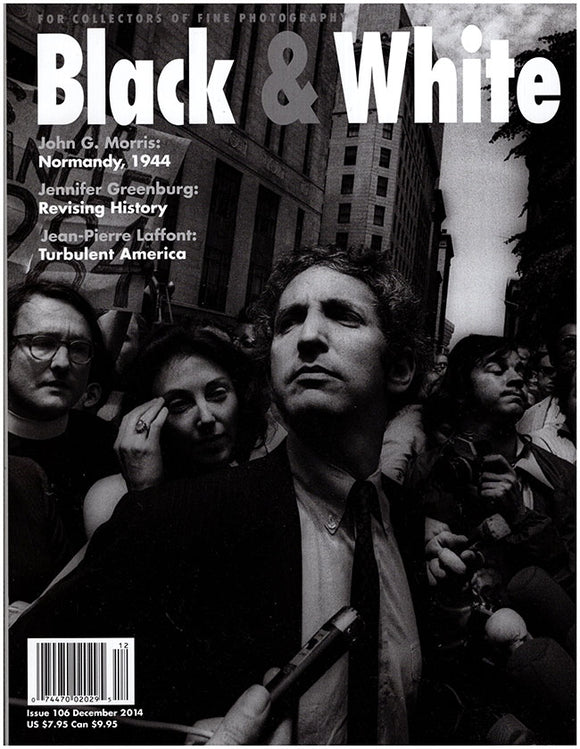 Cover: B and W, (Issue 106, December 2017)