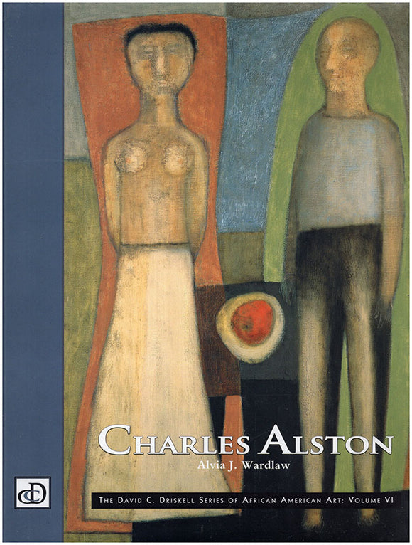 Book Cover. Charles Alston.
