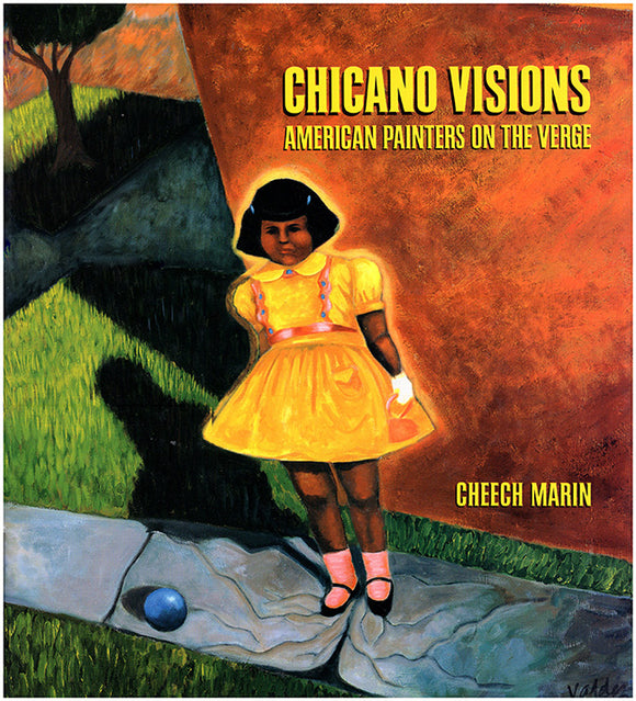 Book Cover. Chicano Visions: American Painters on the Verge.