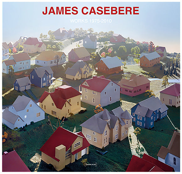 Book Cover. James Casebere: Works 1975-2010.