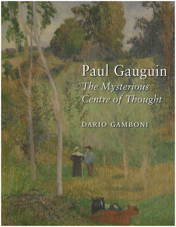 Book Cover. Paul Gauguin: The Mysterious Centre of Thought.