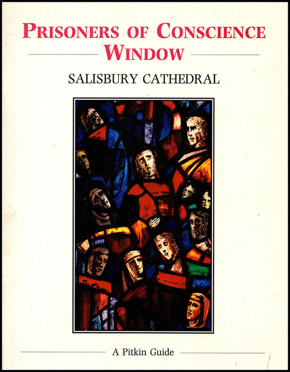 Book Cover: Prisoners of Conscience Window, Salisbury Cathedral (Pride of Britain)